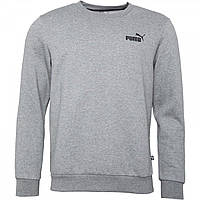 Свитшот Puma Essentials Medium Grey Heather Grey Marl - Оригинал