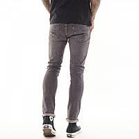 Джинсы Levi's 519 Extreme Advanced Stretch Skinny Fit Albany Mid Grey - Оригинал