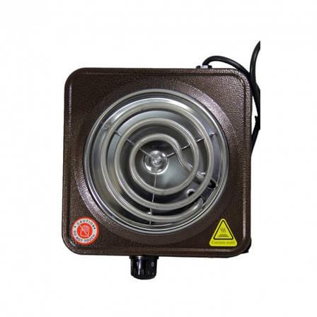 Плита одноконфорочная Rainberg RB-011 электрическая, спиральная 1500Вт, фото 2
