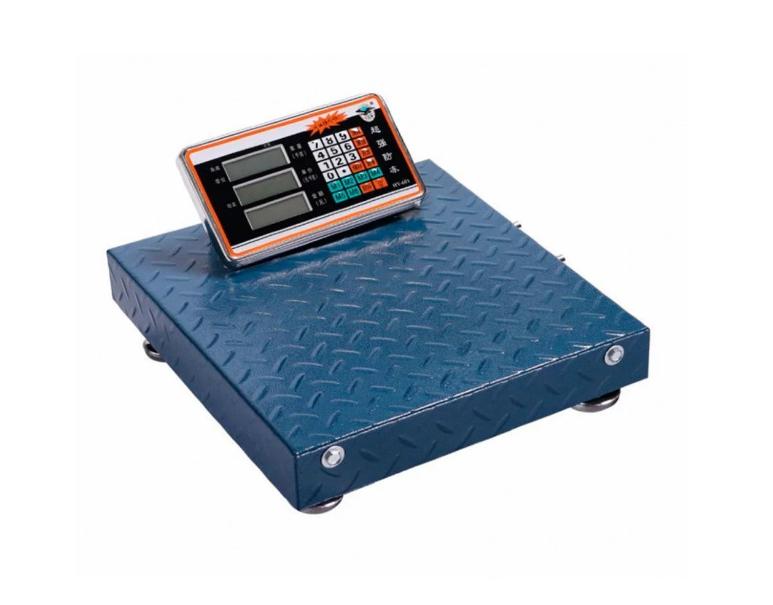 Торговые весы Rainberg RB-200 Wi-Fi | Вес до 200 кг 32*42см
