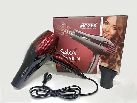 Фен для волос Mozer MZ-5921 4000Вт, фото 2