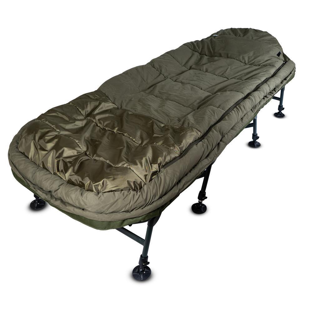 Карповая раскладушка с матрасом туристическая Ranger BED 85 Kingsize Sleep (Арт. RA 5512)