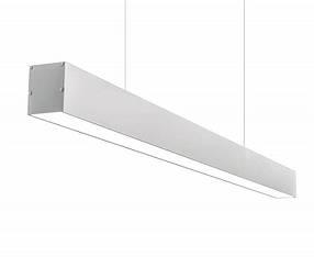 Линейный подвесной светильник INNOVA 40W 4000K белый 1185mm 220V IP20Код.59764