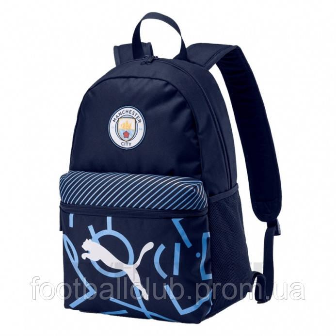 Рюкзак Puma MC FC Graphic Backpack* 07674625