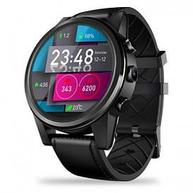 Умные часы Zeblaze Thor 4 PRO с IPS экраном и функцией смартфона