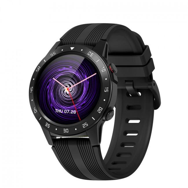 Смарт-часы Lemfo M5S с GPS модулем и IPS дисплеем