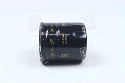 Фильтр масляный двигателя OPEL WL7087/OP541 | WIX-Filtron, фото 2