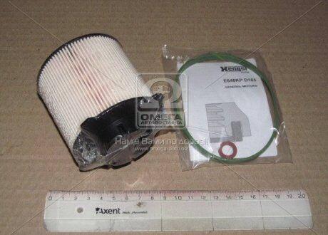 Фильтр топливный CHEVROLET CRUZE 1.7, 2.0 CDI 09- | Hengst, фото 2