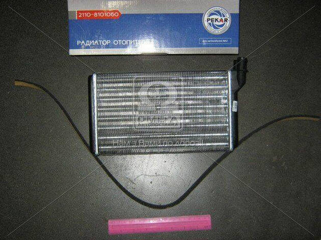 Радиатор отопителя ВАЗ 2110, 2111, 2112 | Пекар, фото 2