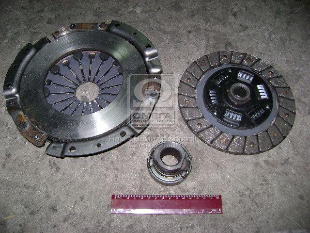 Сцепление ВАЗ 2107 (диск нажим.+вед.+подш) (пр-во ВИС)