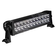 Светодиодная фара LED (ЛЕД) bar прямоугольная 72W (24 диода) 405 mm | VTR