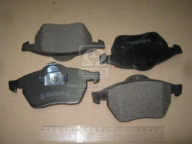 Колодка тормозная диска OPEL VECTRA B, передняя | LPR, фото 2