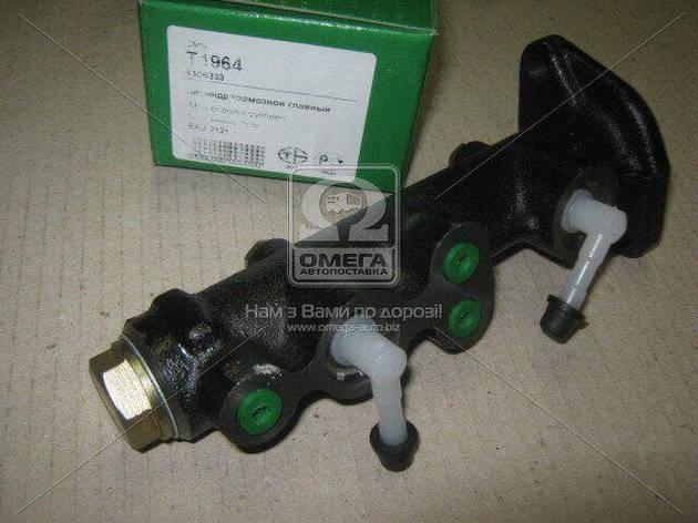 Цилиндр тормозная главный ВАЗ 2121 T1964 | КЕДР, фото 2