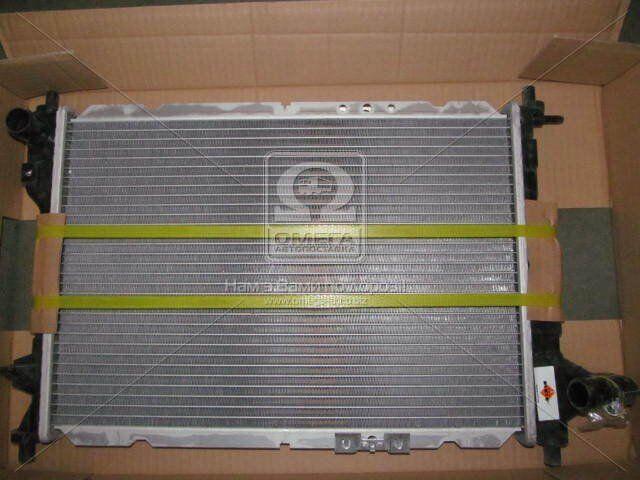 Радиатор охлаждения двигателя CHEVROLET (GM) Matiz 05-   NRF