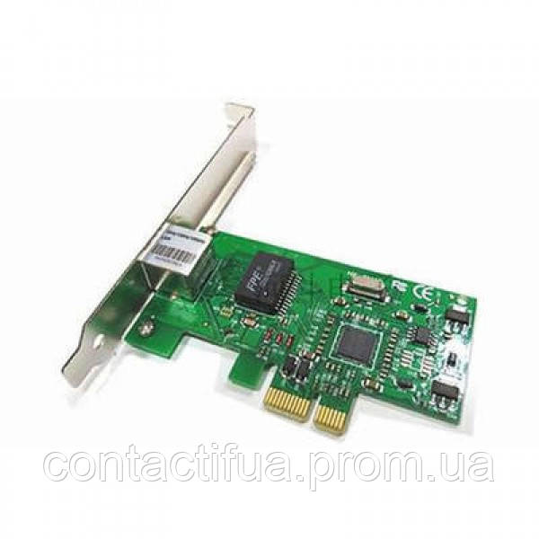 Мережева карта PCI Express M-TEK LAN Gigabit Ethernet G24101SKG