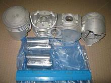 Поршень цилиндра ВАЗ 2101 76,4 (1-й рем. размер) (поршни + пальцы) М/К | АвтоВАЗ