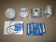 Поршень цилиндра ВАЗ 21011 79,4 (1-й рем. размер) (поршень+палец+поршн.кольца) М/К | АвтоВАЗ