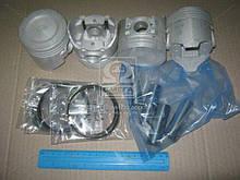 Поршень цилиндра ВАЗ 21011 79,8 (2-й рем. размер) (поршень+палец+поршн.кольца) М/К | АвтоВАЗ