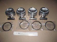 Поршень цилиндра ВАЗ 21083 82,8 (2-й рем. размер)(поршень+палец+поршн.кольца) М/К (про-во АвтоВА