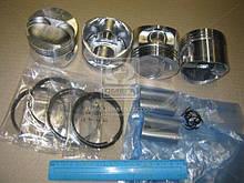 Поршень цилиндра ВАЗ 2110 82,0 (E) (поршень+палец+поршн.кольца) М/К | АвтоВАЗ