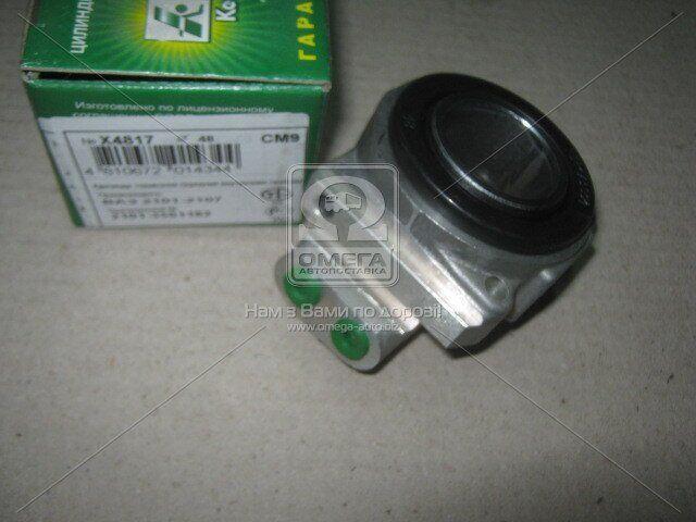 Цилиндр тормозная передняя ВАЗ 2101 правый внутр. X4817 | КЕДР