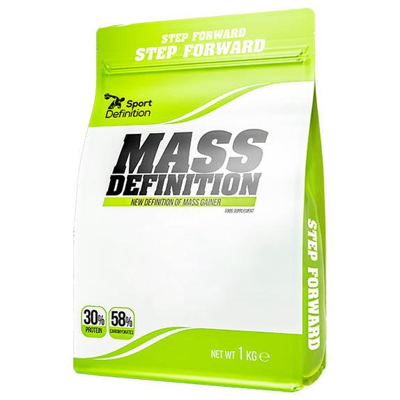 Гейнер Sport Definition Mass Definition,  3 кг Клубника