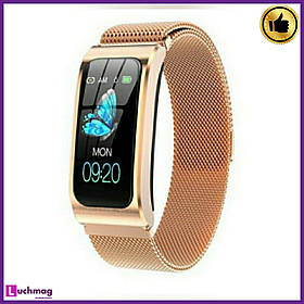 Умные Фитнес-браслет, умные часы UWatch X3 Gold