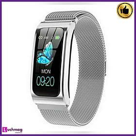 Умные Фитнес-браслет, умные часы X3 Silver