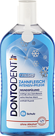 Ополаскиватель для полости рта Dontodent Mundspulung Zahnfleisch Intensive-Pflege для дёсен, 500 мл