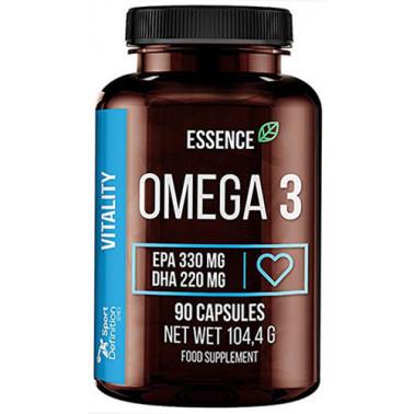 Жирные кислоты Sport Definition Essence Omega 3, 90 капсул