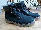 Зимние ботинки мужские. Зимняя обувь мужская. Мужские ботинки. Зимние ботинки. Высокие ботинки. Ботинки 2015, фото 6