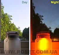 """Ночник """"Солнце в банке"""" на солнечной батарее Sun Jar"""