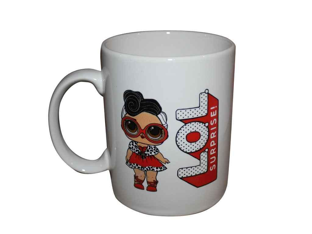 """Чашка 350 мл Кукла Lol """"Авангард"""""""
