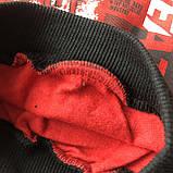 Теплый костюм тройка с жилеткой на мальчика 309. Размер  98 см, 104 см, фото 3