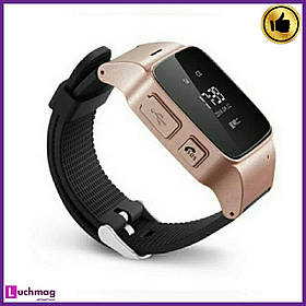 Смарт годинник, розумні годинник D99 Pink з GPS