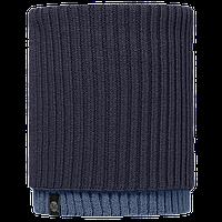 Шарф многофункциональный Buff Knitted Neckwarmer Snud, Dark Navy (BU 1497.790)