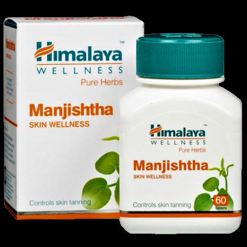 Манжишта экстракт, Манджишта, Manjishtha (60cap) обмен веществ и очищению крови