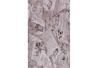 Ткань мебельная велюр (флок) Pushkin 02