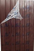 Профнастил для забора ПС-10,  высота 1,5 м, цвета различные, фото 2