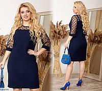 Женское платье 48-50, 50-52, 52-54, 56-58 р. батал / большие размеры