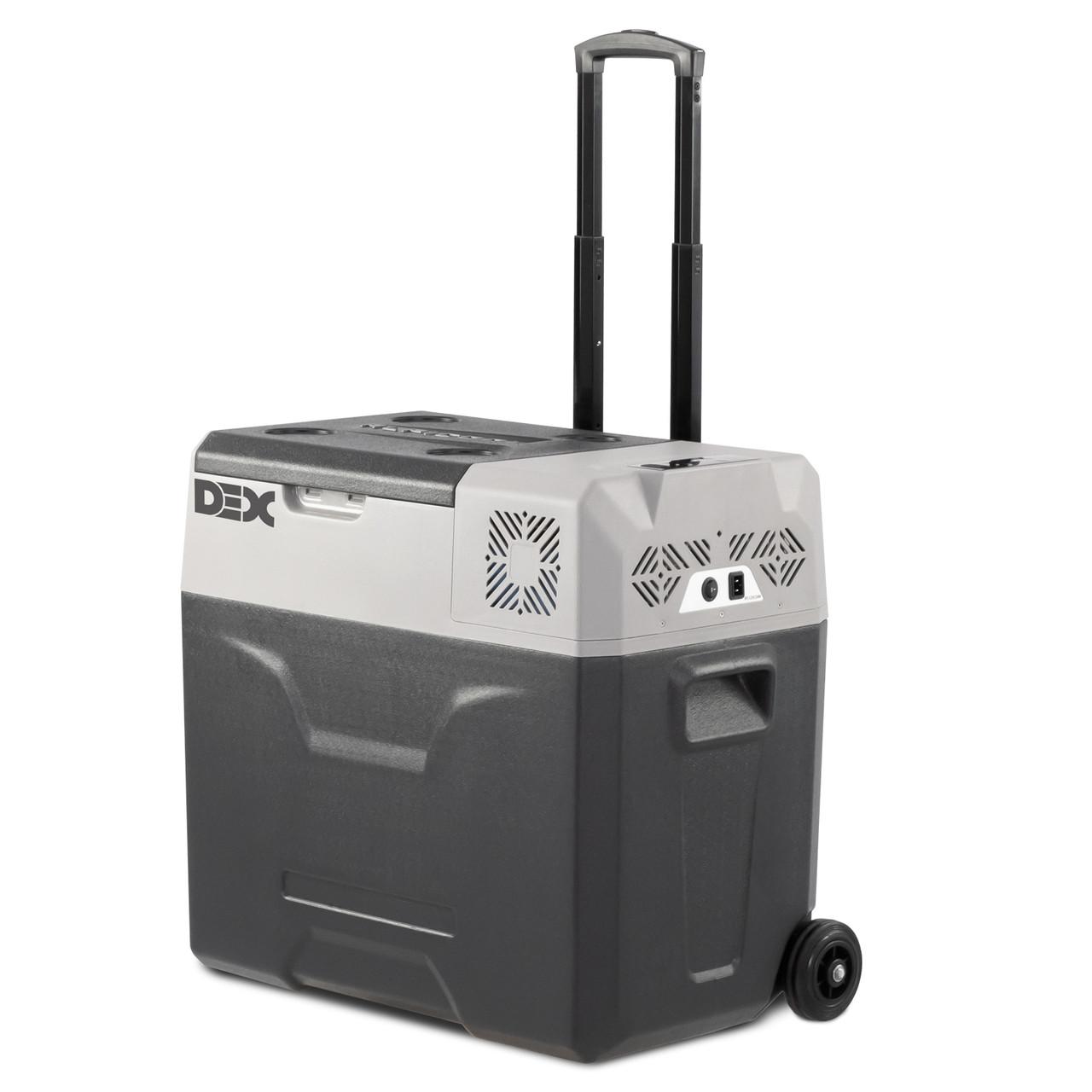 Холодильник-морозильник DEX CX-50