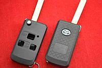 Выкидной ключ Toyota Camry 20, 30 3 кнопки Тип Mens Style