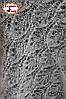 Оренбургская белая паутинка Миледи 110см, фото 3