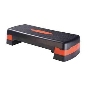 Степ-платформа для аэробики Liveup POWER STEP LS3168 78x30x10 см