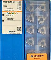 TNMX 2710AZNR-NM PC5300 Korloy Original Пластина твердосплавная фрезерная