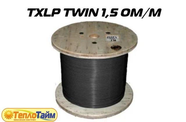 TXLP TWIN ON DRUM 1,5 OM/М