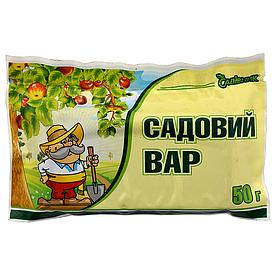 Садовий вар Садівник брикет 50 г