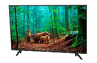 """Плоский телевизор ЭРГО ERGO 56"""" SmartTV (Android 9.0) + UHD 4K + Гарантия 12 месяцев!"""