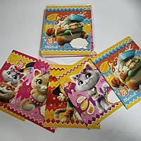Набір із 25 зошитів у клітинку, фото 1