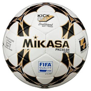М'яч футбольний Mikasa PKC55BR1